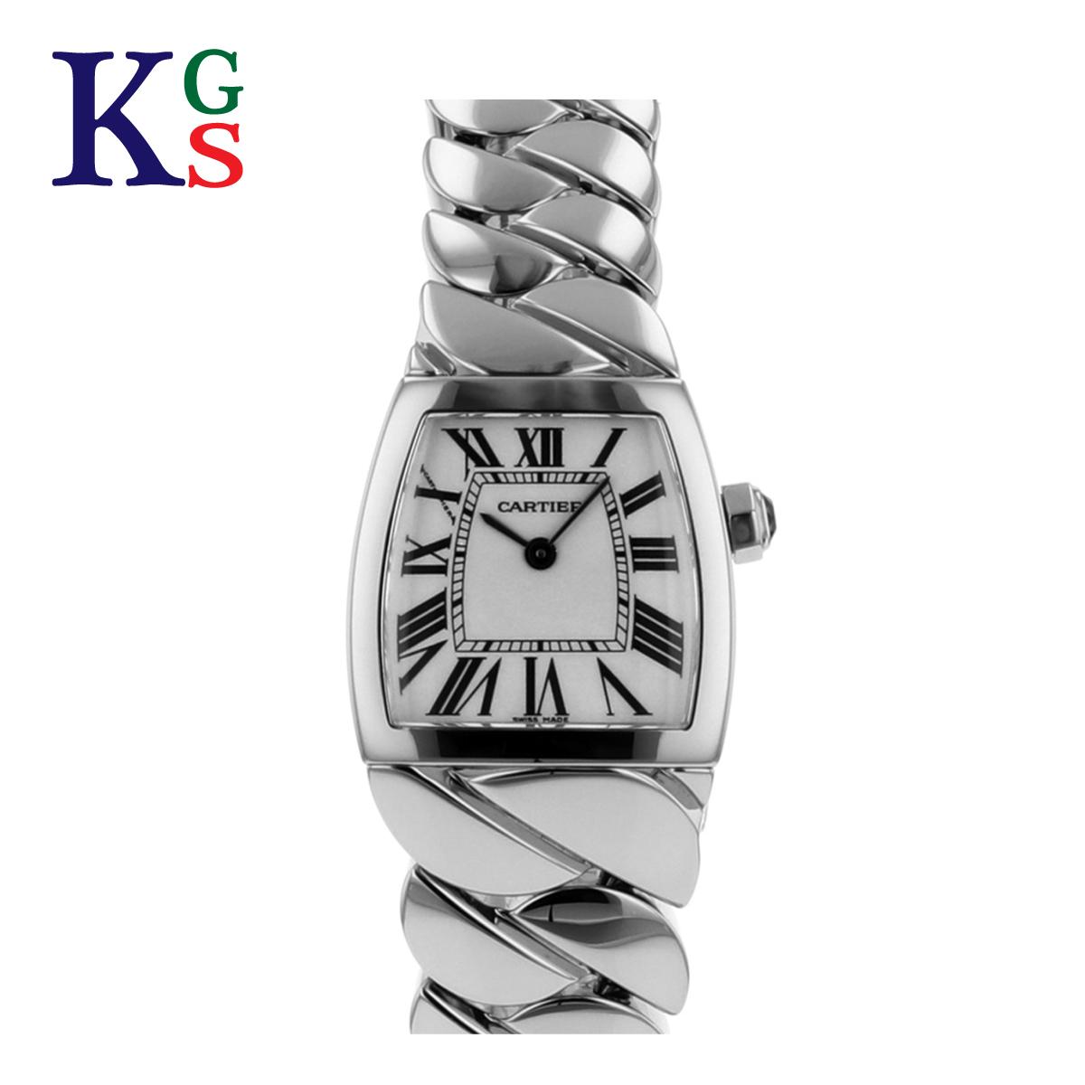 【ギフト品質】カルティエ/Cartier レディース 腕時計 ラドーニャSM ホワイト文字盤 ステンレススチール クオーツ W660012I