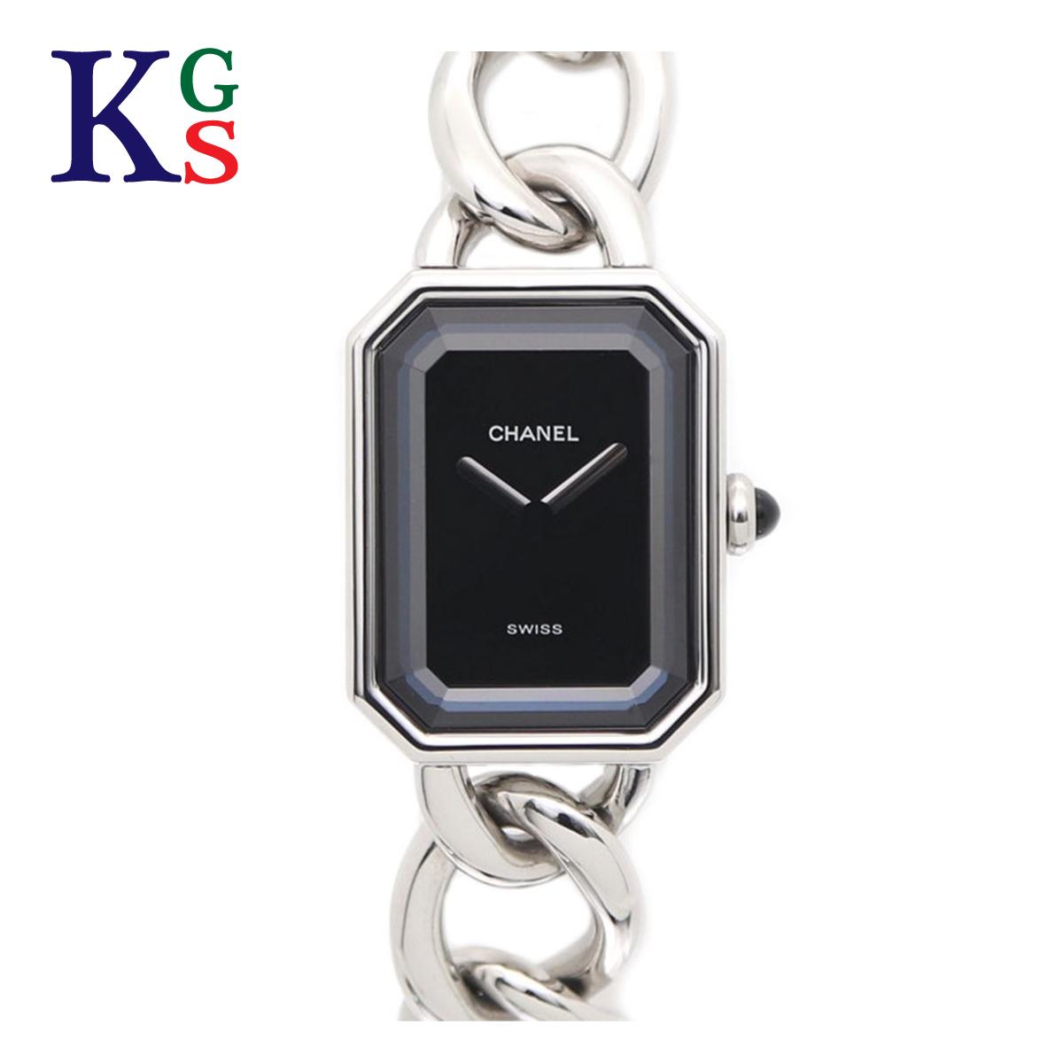 【ギフトランク】シャネル/CHANEL レディース 腕時計 プルミエール ステンレススチール クオーツ H0452