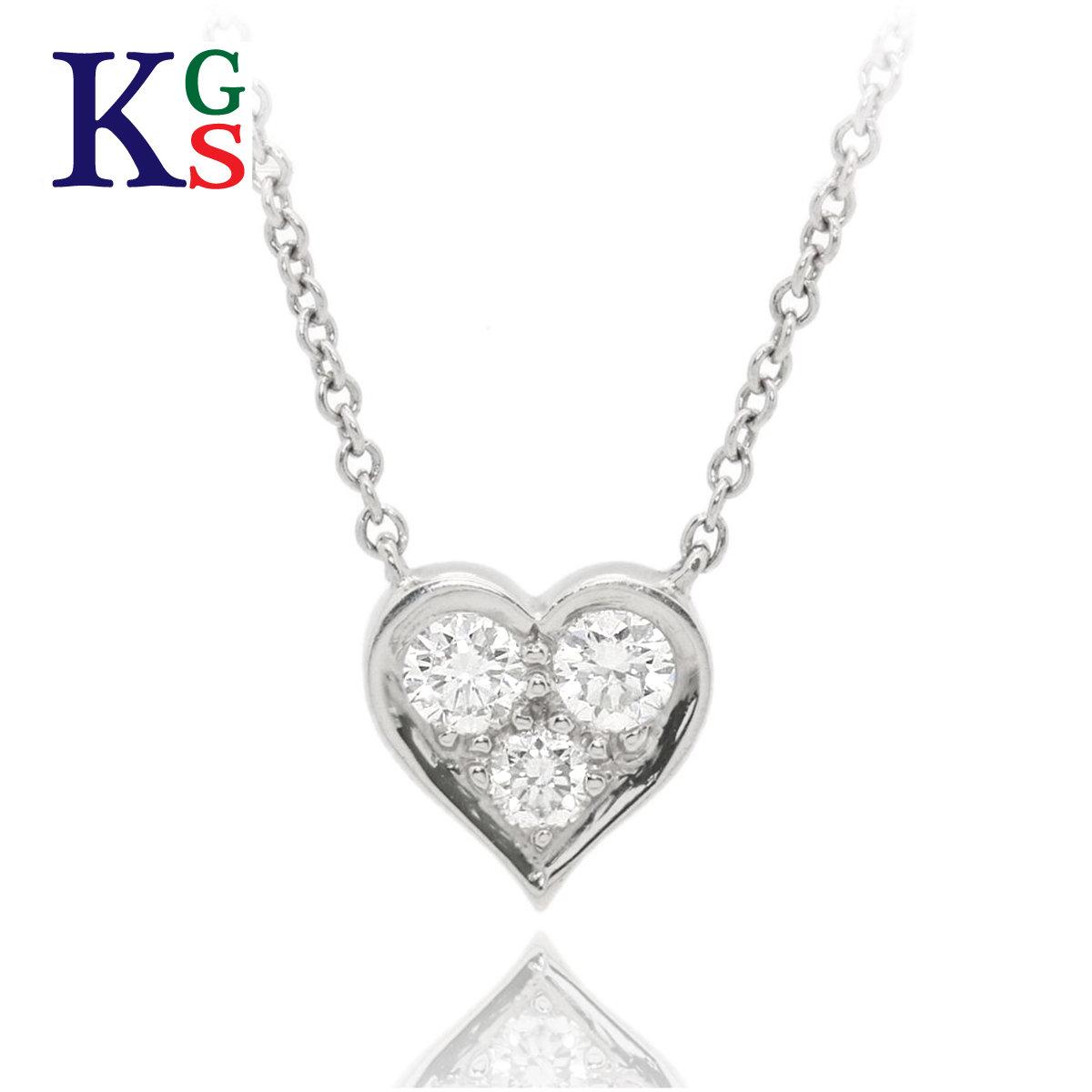 【ギフト品質】ティファニー/Tiffany&co レディース ジュエリー センチメンタルハート 3Pダイヤ ネックレス Pt950