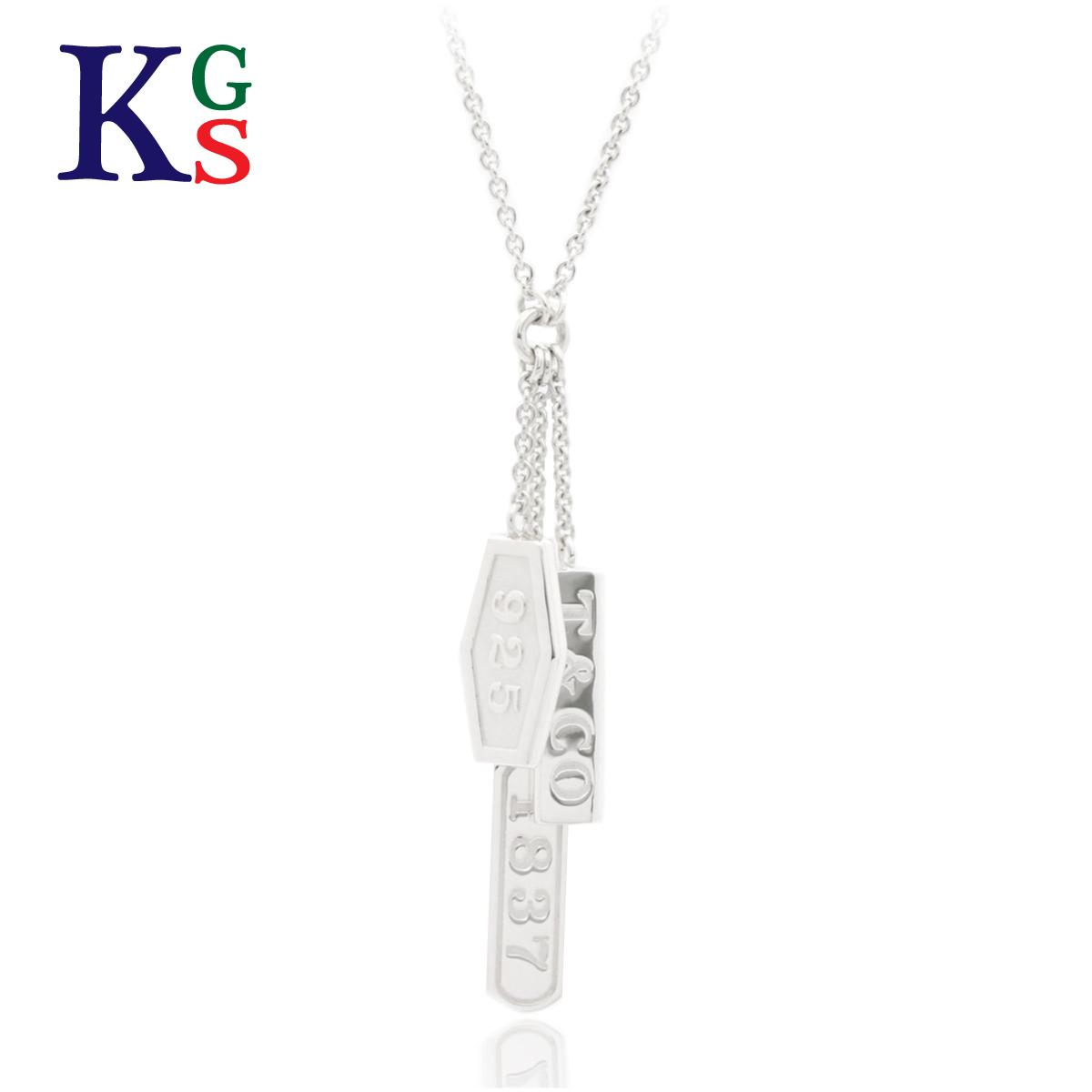 【ギフト品質】ティファニー/Tiffany&co レディース 1837 3連プレート ネックレス Ag925 シルバー 1227