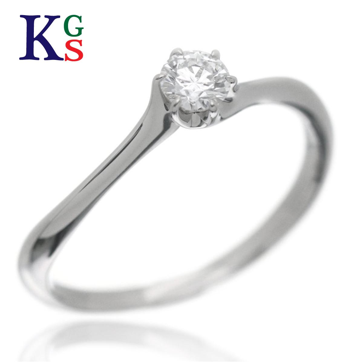 【ギフト品質】【0.161ct】スタージュエリー/Star Jewelry Stream Setting エンゲージリング ソリティアリング 1Pダイヤ Pt950 婚約指輪