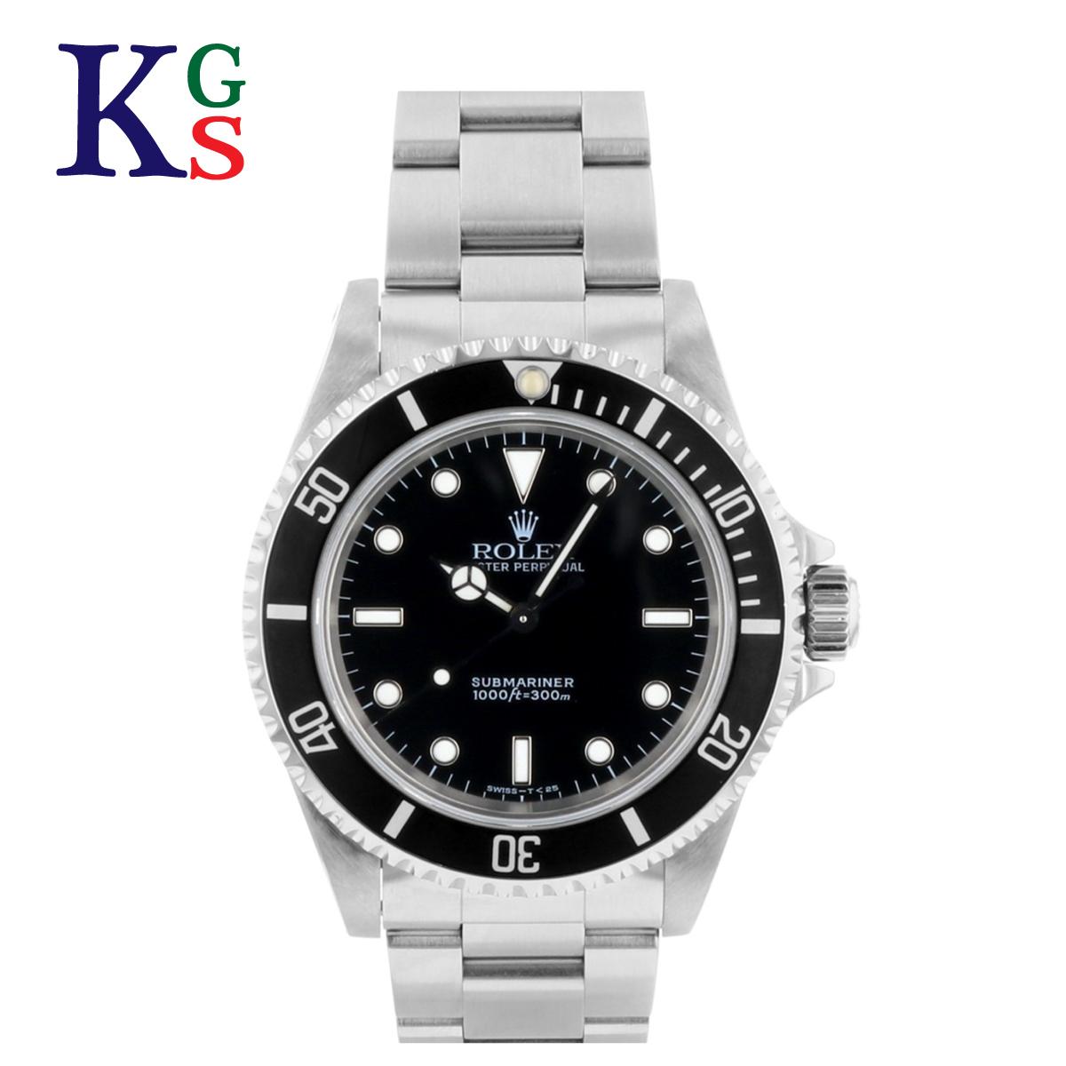 【ギフト品質】ロレックス/ROLEX メンズ 腕時計 サブマリーナ ノンデイト 自動巻き ステンレススチール ダイバーズウォッチ 14060