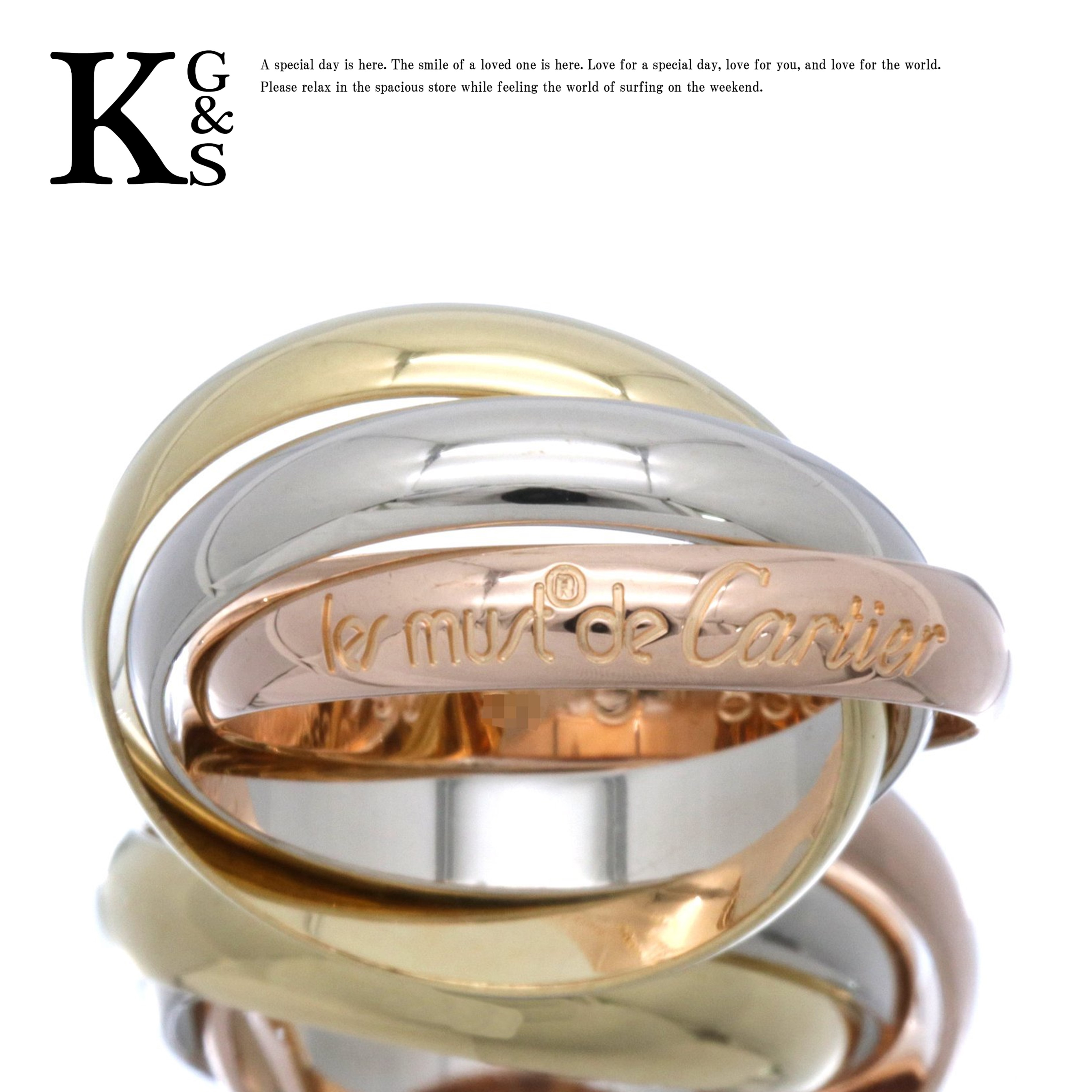 cartier unity ring