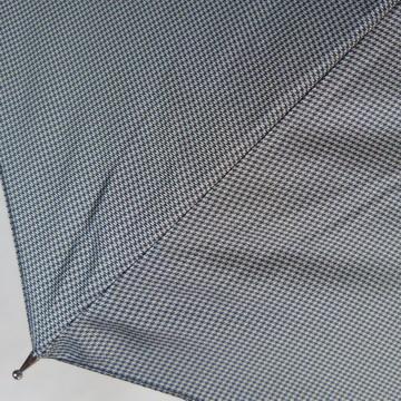 男士伞长度︰ 色织面料千鸟格时尚米歇尔 · 克莱因 (米歇尔 · 克莱恩) 简单时尚跳伞、 配件箱包品牌小玩意时尚配饰伞男 [伞顶级酒店、 05P01Oct16