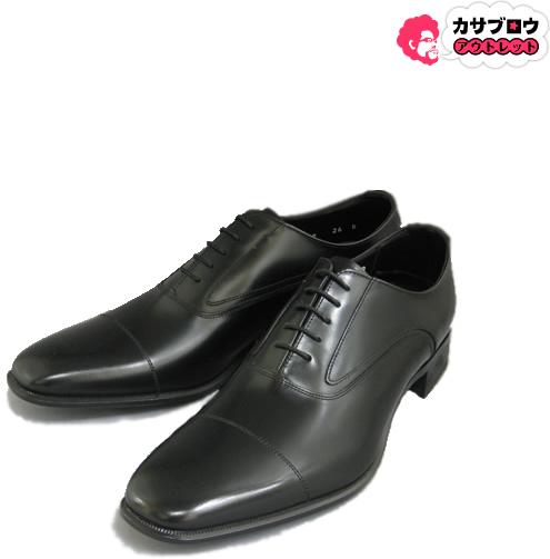 【3980円以上送料無料】 メンズ ビジネスシューズ 紳士靴 リーガル REGAL 725RAL 光沢感のあるキップ甲革のストレートチップ 日本製