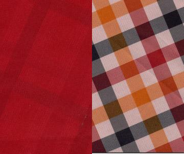 【受注作成品】作成期間約2ヶ月◆最高級正絹長傘 Silk Legend (赤) 米田正一商店 シルク婦人雨傘
