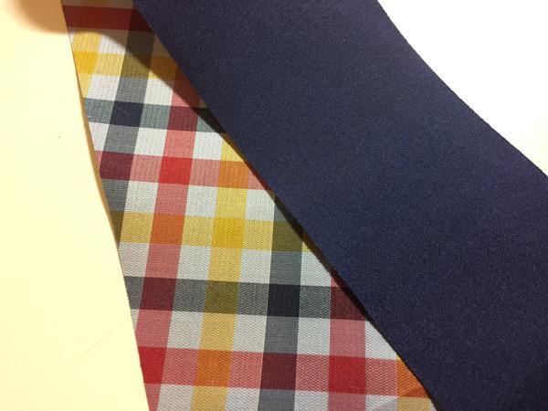 【受注作成品】作成期間約2ヶ月◆◆最高級正絹長傘 Silk Legend (紺) 米田正一商店 シルク婦人雨傘
