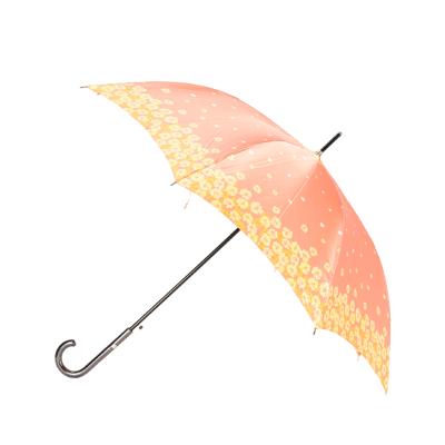 オシャレな婦人用雨傘 プチフラワー婦人用雨傘手開き