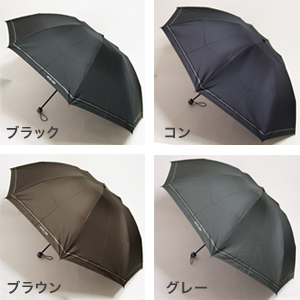 Large folding umbrella gentleman umbrella MICHEL KLEIN and Micheal clan border large round mini umbrella (folding three-mini)