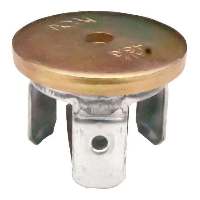 足場 送料無料 単管打込み ヘッド 48.6Φ ニューパイット(新品)(120個入り)