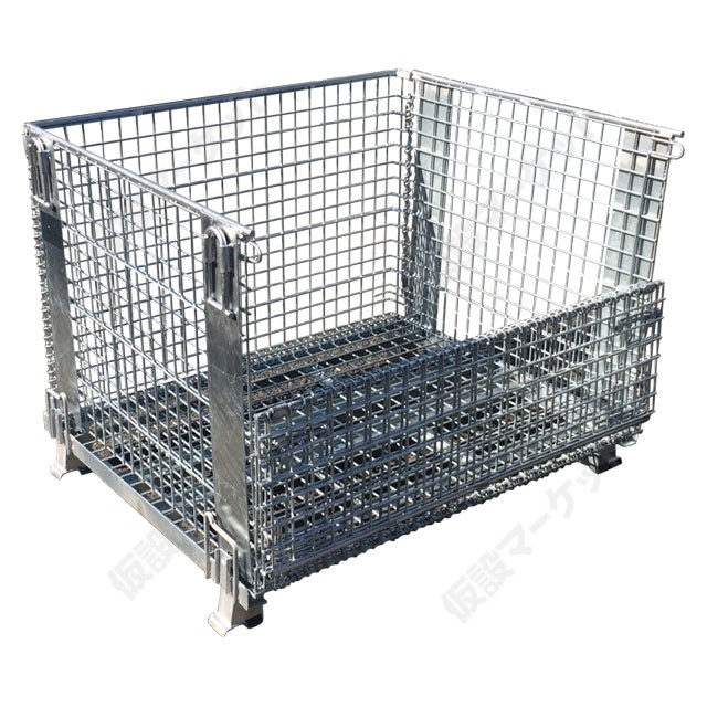 足場 吊りメッシュパレット(W1200×L1000)(新品)(別途送料お見積り品)
