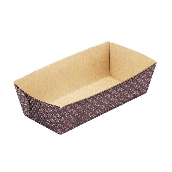 (お取り寄せ商品) 紙製 パウンドケーキ130 500枚 (常温)