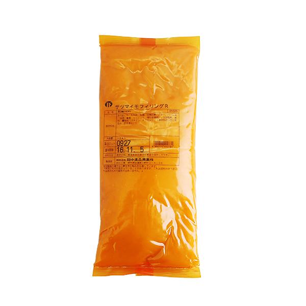 さつま芋餡 田中食品 サツマイモフィリング 1kg(常温)