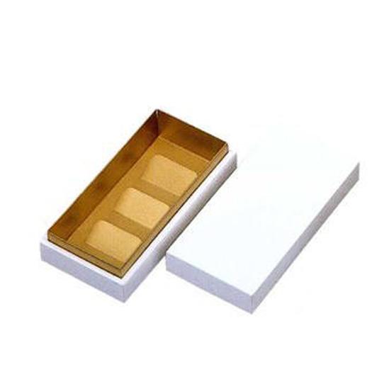 (お取り寄せ商品)フリーBOX パール 3号 188×86×62mm 100枚(常温)