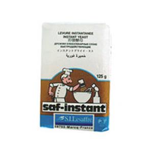 訳あり品送料無料 糖分の多い生地用 saf サフ インスタント 常温 金 ドライイースト 125g 公式ストア
