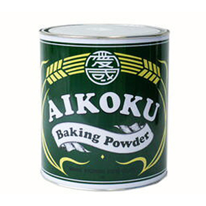 アイコク ベーキングパウダー 特 青缶 洋菓子用 2kg【常温】
