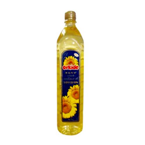 製菓製パン 手作り 業務用 orkide (オルキデ) サンフラワーオイル 1000ml(常温)
