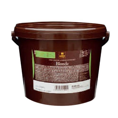Cacao Barry (カカオバリー) パータグラッセ ブロンド 5.8% 5kg【夏季冷蔵】