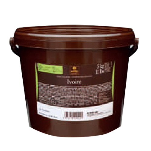 Cacao Barry (カカオバリー) パータグラッセ イヴォワール ホワイト 5kg【夏季冷蔵】
