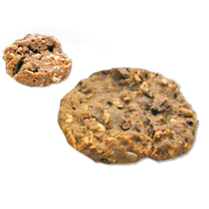 \マラソン期間P5倍/クッキーツリー 冷凍クッキー生地 ミルクチョコレートマカルン 28個×8パック 224個【冷凍】