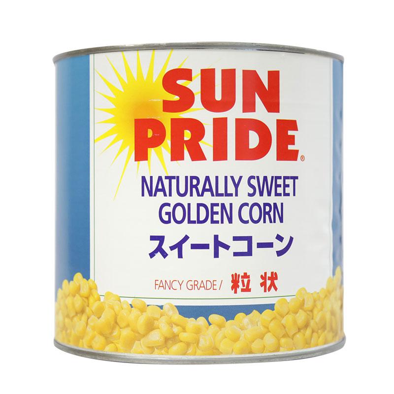 販売期間 贈物 限定のお得なタイムセール 製菓製パン 手作り 業務用 サンプライド 常温 スイートコーン 1号缶
