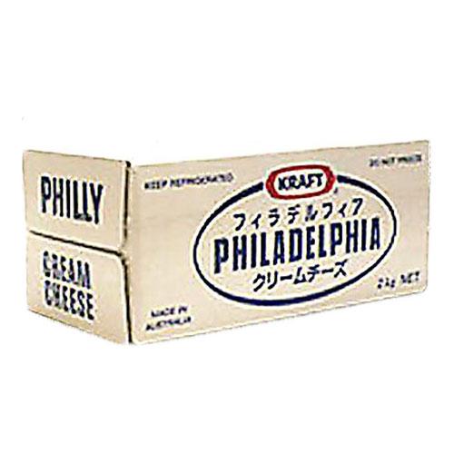製菓製パン 手作り チーズケーキ KRAFT (クラフト) フィラデルフィア 業務用 クリームチーズ 2kg(冷蔵)