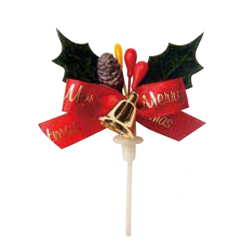 【お取り寄せ商品】クリスマス 柊 アートキャンディ IO-2624 M ビクトリーヒイラギ 100個【常温】