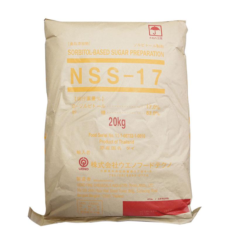 ウエノフードテクノ NSS-17調整糖 20kg【常温】