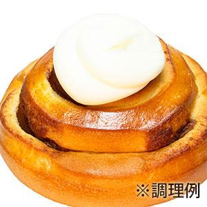 【予約商品】ISM (イズム) 冷凍パン生地 シナモンロール 55g×70入 【冷凍】