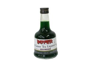 Dover green tea liqueur ( gyokuro ) 200 ml 10P13oct13_a