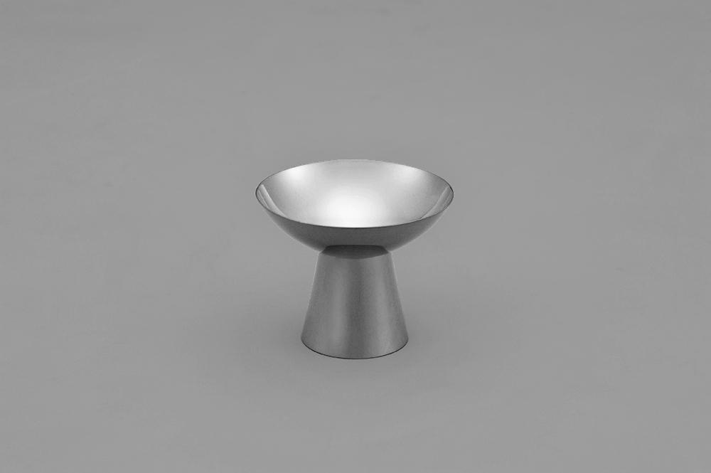 純銀製 玉杯『子』