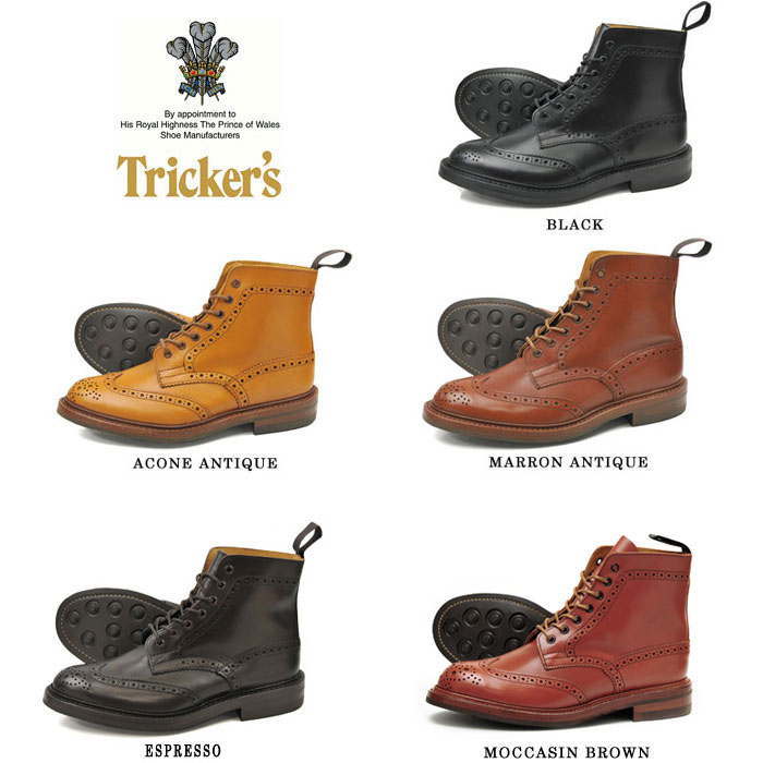 kate88 | Rakuten Global Market: Trickers COUNTRY BOOTS trickers ...