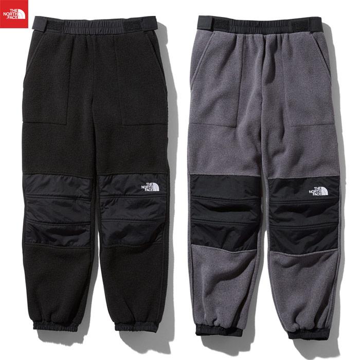 【アフターセール】【あす楽】【即納】ノースフェイス フリース デナリスリップオンパンツ メンズ ブラック ミックスグレー THE NORTH FACE Denali Slip-on pants NB81956