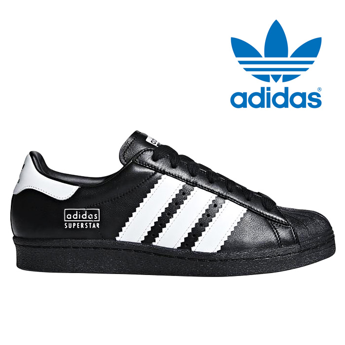 Adidas originals superstar 80S men women gap Dis sneakers leather shoes  shoes black white adidas originals Super Star BD7363 2019 new work in the