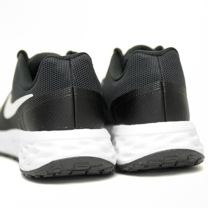 778585678665 Nike revolution 4 sneakers Lady s black white black and white running shoes  ass recreation light weight breathability attending school club activities  ...