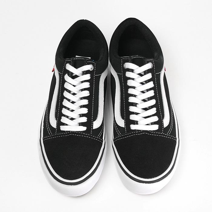 VANS station wagons old school pro sneakers men gap Dis black white vans OLD SKOOL PRO VN000ZD4Y28