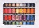 安い 激安 プチプラ 高品質 brother 高品質新品 ブラザー ウルトラポス39色刺しゅう糸セット ETS39 02P03Dec16