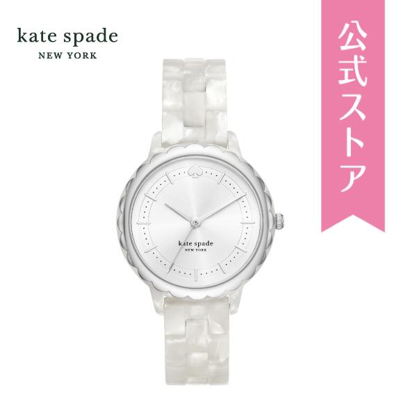 【7日からエントリー&3980円以上購入でポイント3倍!】2020 春の新作 ケイトスペード 腕時計 公式 2年 保証 Katespade レディース KSW1599 MORNINGSIDE 38mm