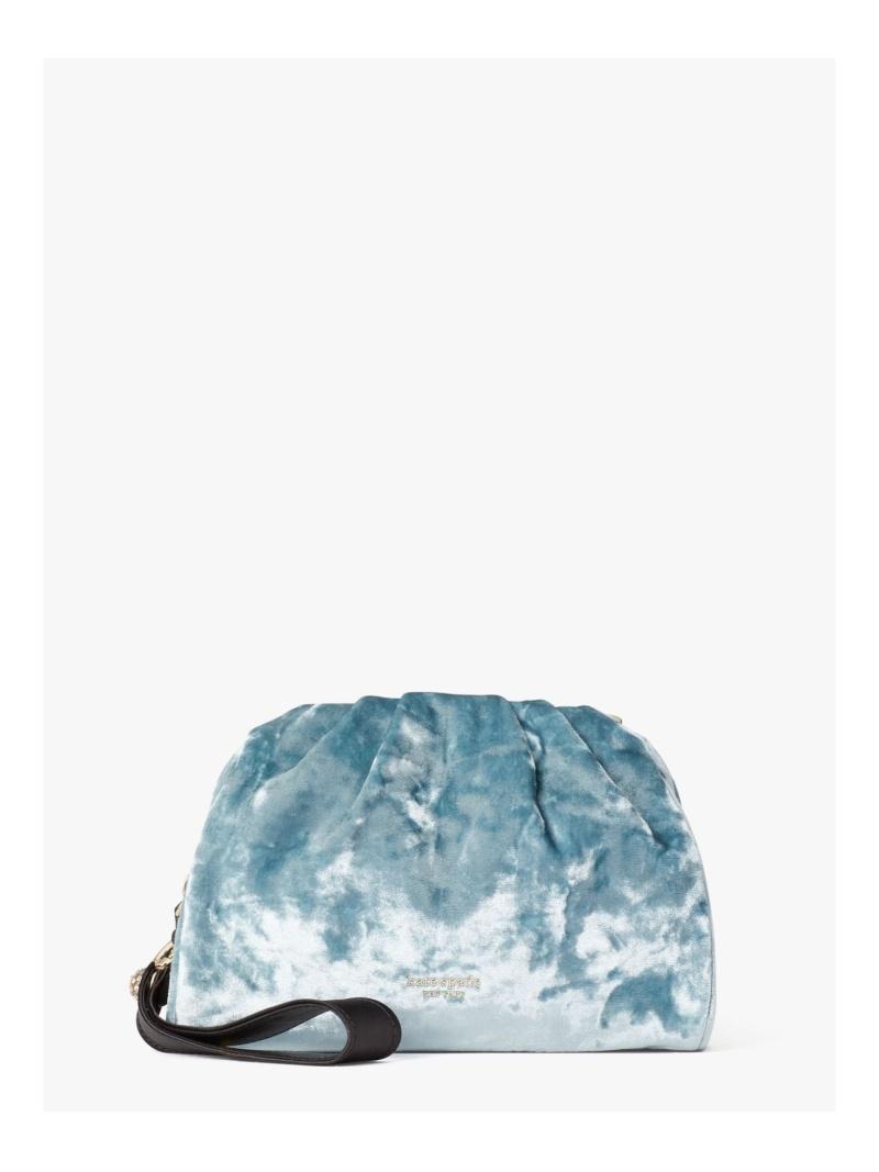 kate spade new york レディース バッグ ケイトスペードニューヨーク SALE 40%OFF クラッチ 定番スタイル 送料無料 Rakuten ベルベット クラッチバッグ RBA_E パーティー Fashion 国内在庫