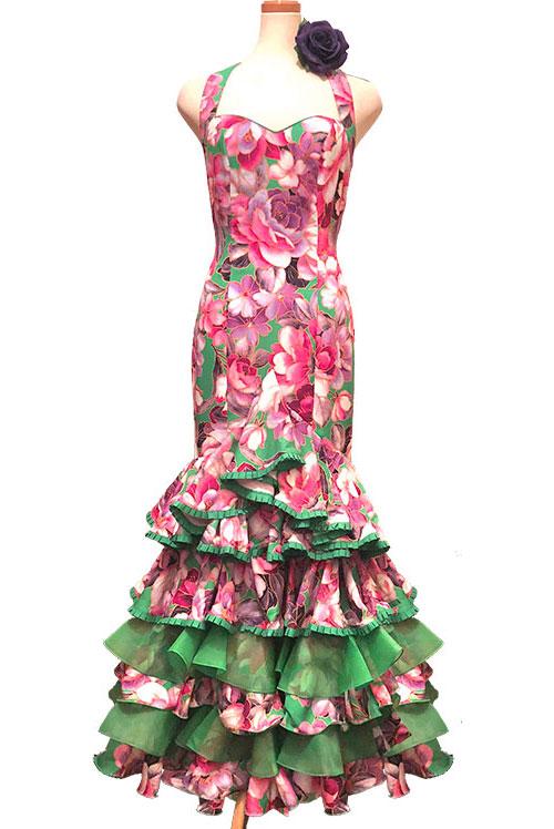 Precious 2018 JULIETA / フリエッタ (SIZE:40)フラメンコドレス Guadalupe社製 フラメンコ衣装 送料無料
