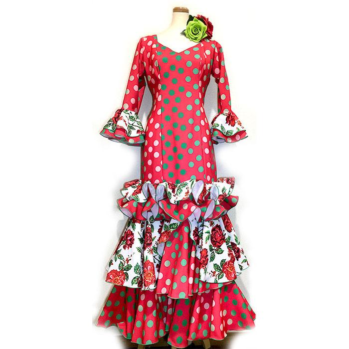 オーダー Precious 2019 Venus / ベヌス フラメンコドレス Guadalupe社製 フラメンコ衣装