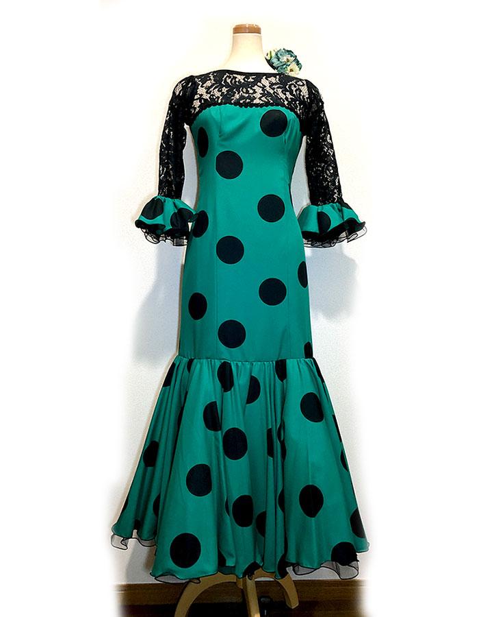 Precious 2019 Amatista アマティスタ (SIZE:38)フラメンコドレス Guadalupe社製 フラメンコ衣装 送料無料