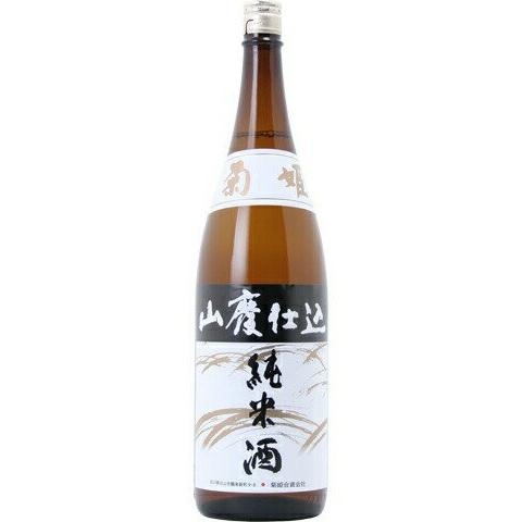 ☆【日本酒】菊姫(きくひめ)山廃純米 1800ml