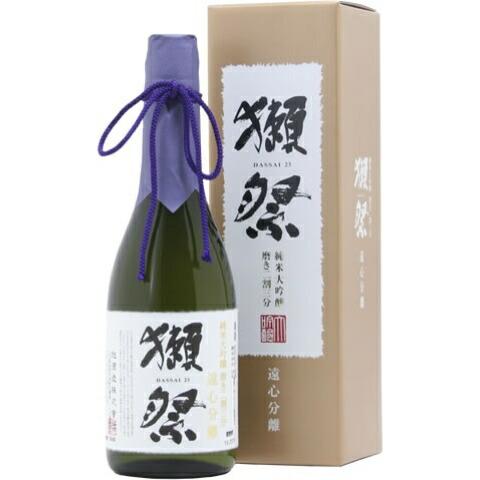 通年商品 日本酒 獺祭 だっさい 純米大吟醸 商い 2020A W新作送料無料 磨き二割三分 ※お一人様6本迄 遠心分離 720ml