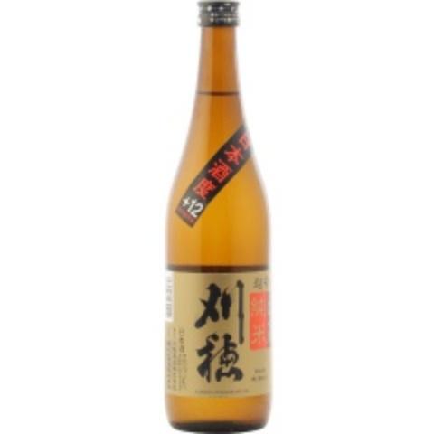 日本酒 刈穂 全品最安値に挑戦 日本 かりほ 720ml 超辛口 山廃純米