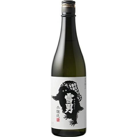 通年商品 日本酒 雪男 720ml ゆきおとこ 送料0円 本醸造 新作送料無料