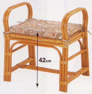 籐ちょこっと椅子