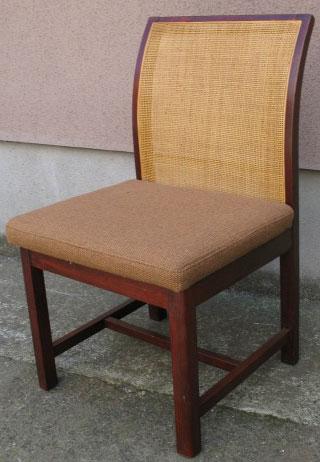 籐椅子修理、張替