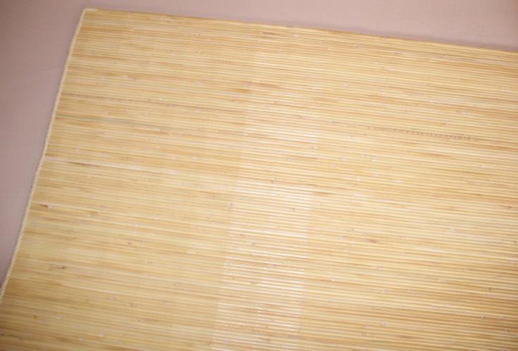 籐敷物(籐マット)