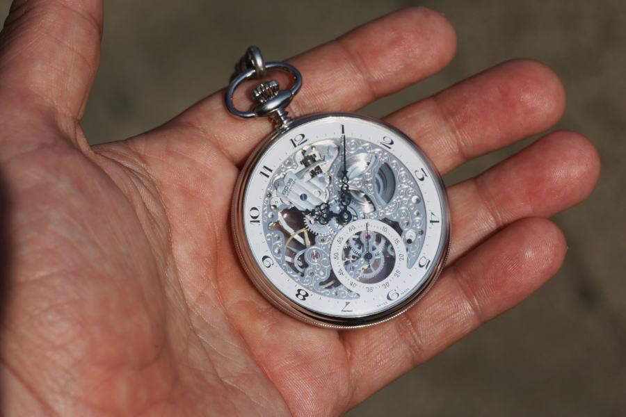 Katsuboya: Made in Switzerland EPOS hand wound skeleton ...